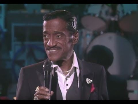 Sammy Davis Jr   It Only Takes A Moment 1987  MDA Telethon