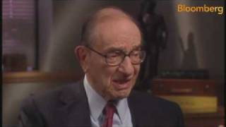 Greenspan Says Equity Flows Positive for Markets