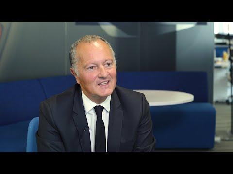 Interview with Olivier Musset, Société Générale