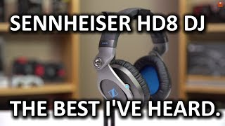 Sennheiser HD8 DJ Full Review