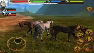 Wild Horse Family Simulator 3D, Ultimate Horse Simulator,