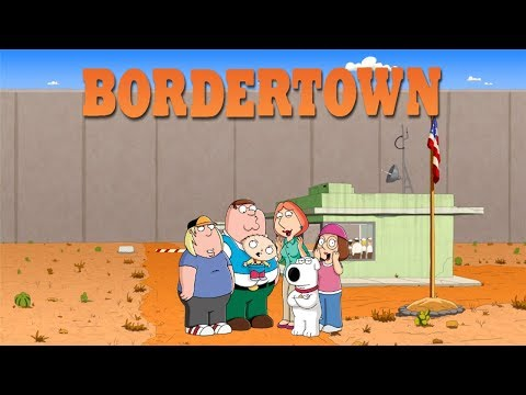 Family Guy Reference in Bordertown