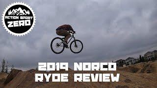 2019 Norco Ryde Dirt Jumper Review