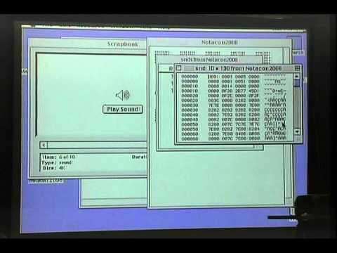 NOTACON 5: Wasn't HyperCard Cool?
