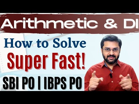 Data Interpretation: How to crack fast | SBI PO 2017 Online Classes #DAY 13