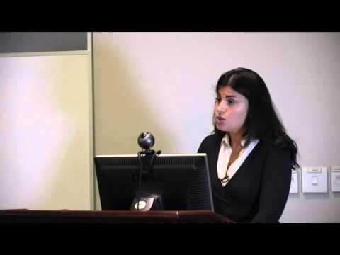 Efthymia Rentzou - Penn State's Comparative Literature Luncheon Series (10/5/15)