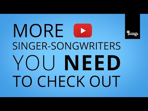 More Singer-Songwriters You NEED To Check Out // Episode 23