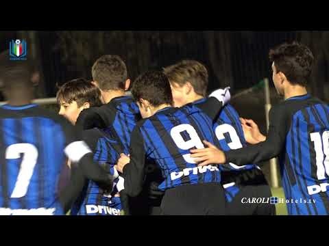 Inter - Lazio • Semifinale Trofeo Caroli Hotels