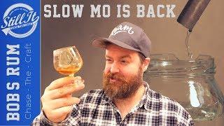 Distilling Pot Stilled Moląsses Rum | Home Made Rum!