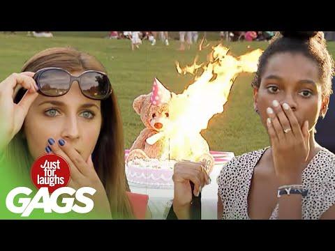 Best of Dangerous Pranks | Just for Laughs Compilation