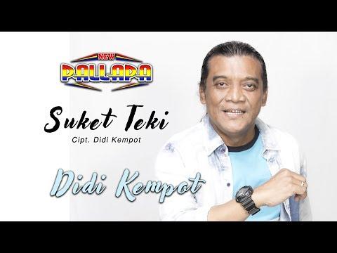 Didi Kempot - Suket Teki - New Pallapa [ Official ]