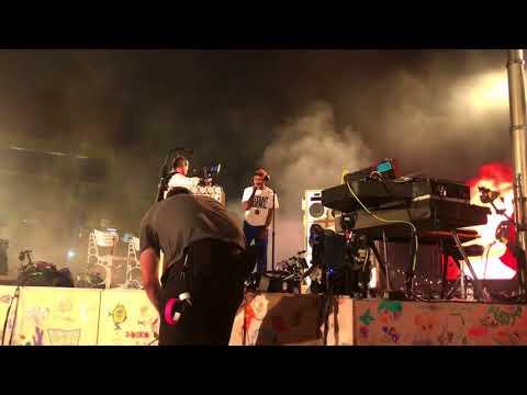 Frank Ocean-Biking (live)