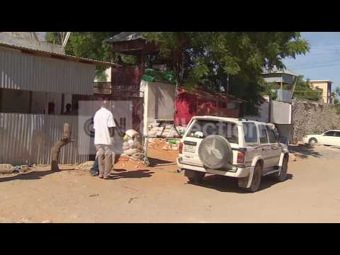 SOMALIA: FINE DINING IN WAR TORN MOGADISHU