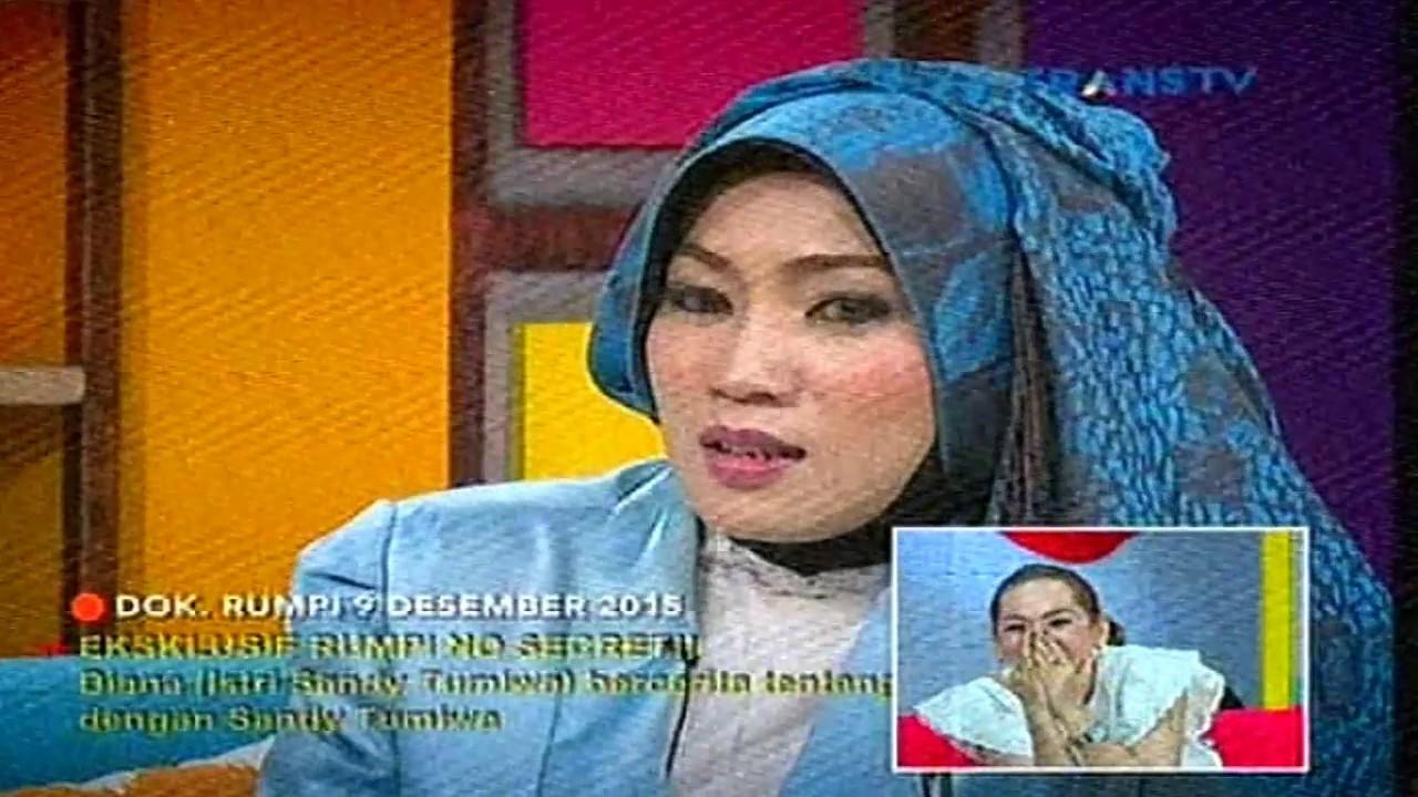 RUMPI NO SECRET 26 April 2016 - Klarifikasi Diana Limbong Kasus ...