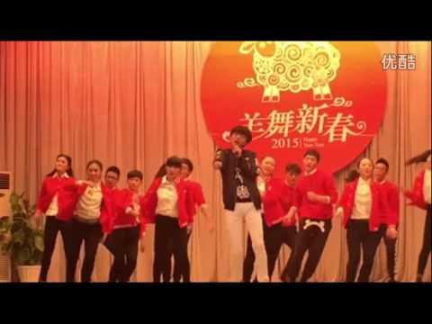 TFBOYS Wangjun Kai Chongqing eight performances in the show live video