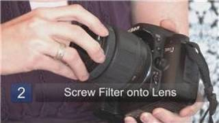 Photography Tips : How to Install a Lens Filter(, 2010-07-10T10:28:36.000Z)