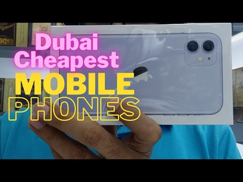 Cheapest Mobile Phones Prices in Dubai | Electronics Market,