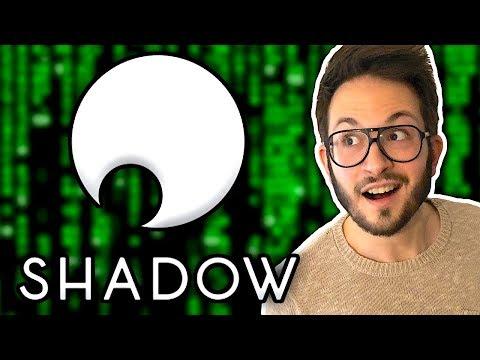 Que vaut SHADOW : le Cloud Gaming made in France ? 🇫🇷(impact écologique, avenir, xCloud et Stadia)