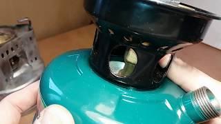 (ч.1/2) Обзор примуса APG STO0071 stove review unboxing part 1 of 2