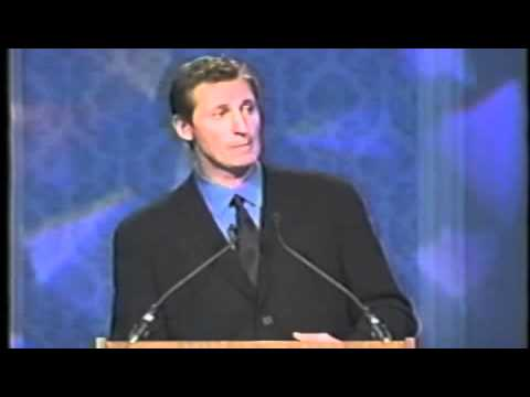 Wayne Gretzky Speaking Engagement - Part 1 of 2 - YouTube