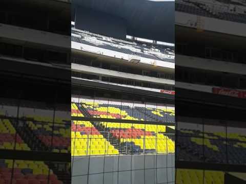Estadio Azteca! Mexico City