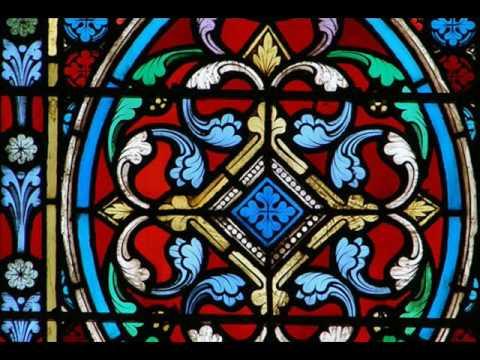 Jan Freidlin Gothic Stained Glass Windows I