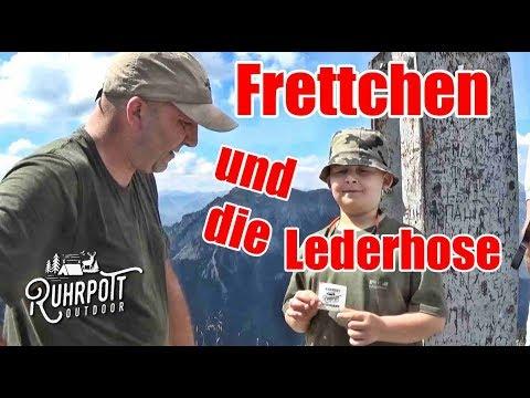 Frettchen auf den Spuren der Operation Lederhose - Ruhrpott Outdoor