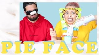 PIE FACE CHALLENGE! ft. AMCO / ANY