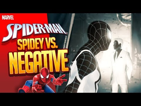 SPIDER-MAN 🕷️ 019: Spider-Man vs. MR. NEGATIVE