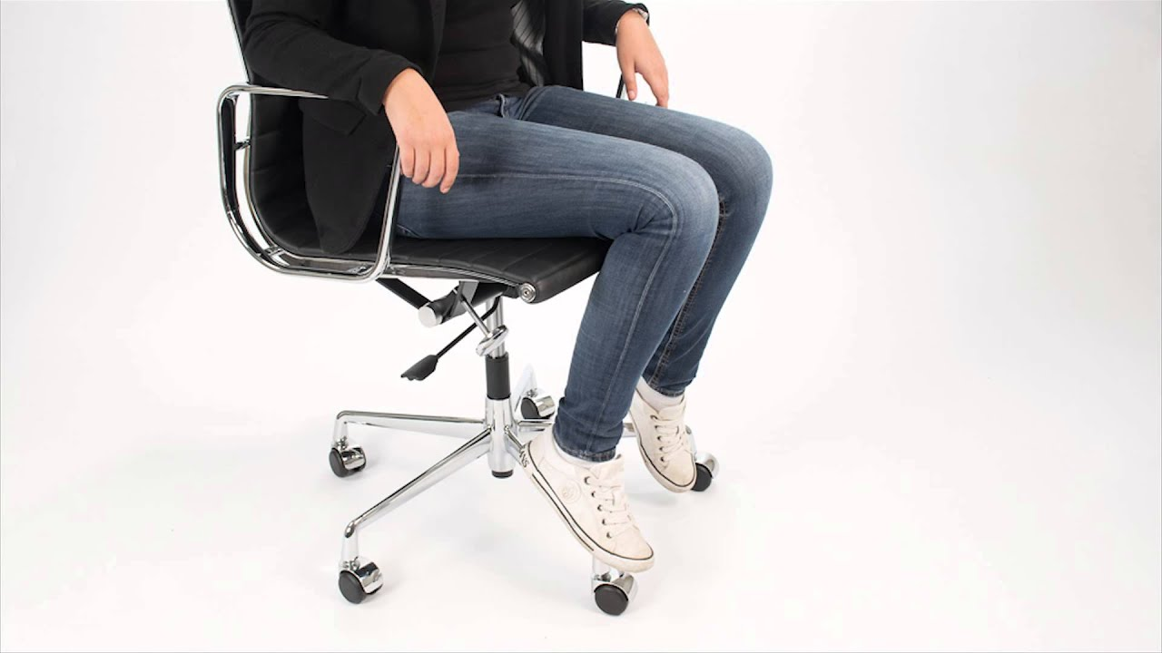 & Dominidesign.com office chair assembly instructions - YouTube