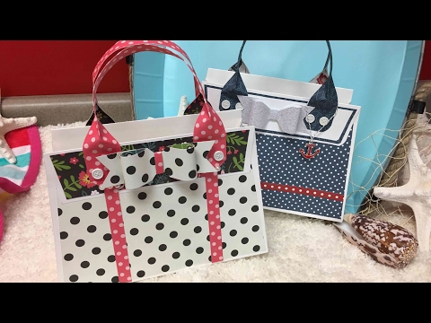 Sophisticated Satchel Purse Tutorial