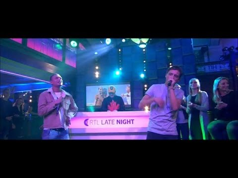 Lil' Kleine ft. Ronnie Flex - Niet Omdat Het Moet - RTL LATE NIGHT