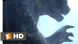 Godzilla (2014) - Godzilla at the Golden Gate Bridge Scene (5/10) | Movieclips