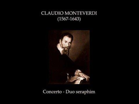 Claudio Monteverdi - Duo Seraphim