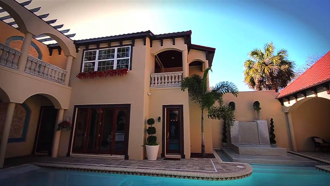 Cliff Davis Luxury Home In Tampa, FL
