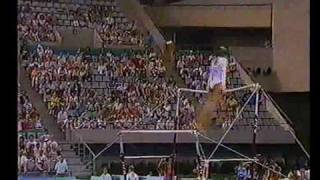 1992 Olympics - Gymnastics Team Finals.. Part 1 - a different perspective.....