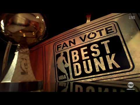 2017 NBA Awards Dunk of the Year