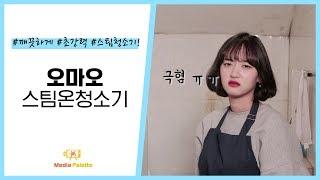 [오마오] 스팀온 청소기 _ 강력하나 스팀청소기로 대청…
