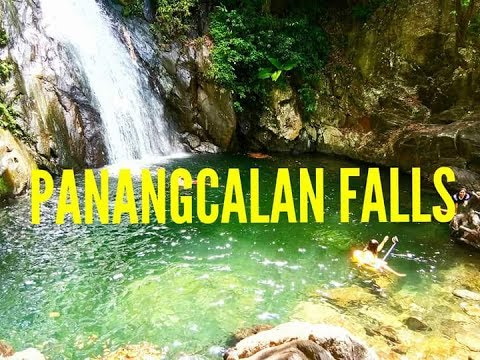 PANANGCALAN FALLS, SIBUYAN ROMBLON