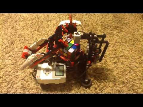Lego Mindstorms Cub3r Scanning Error (fixed)
