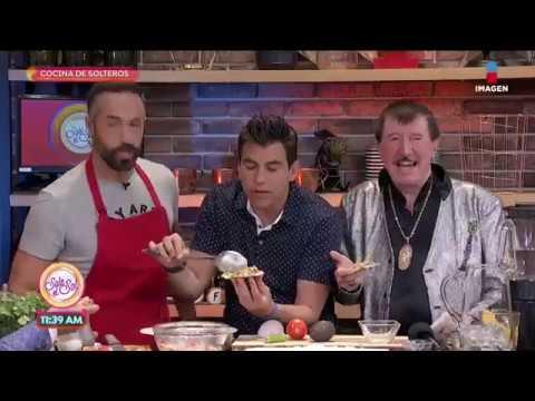 Ceviche de pescado con Germán y José Ángel Lizárraga | Sale el Sol