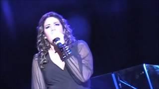 Magestuosa presentación de Marileyda Concierto Noel Schajris