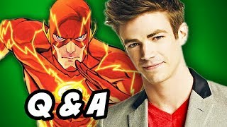 Arrow Season 2 Q&A - The Flash 2014 Is Coming Edition