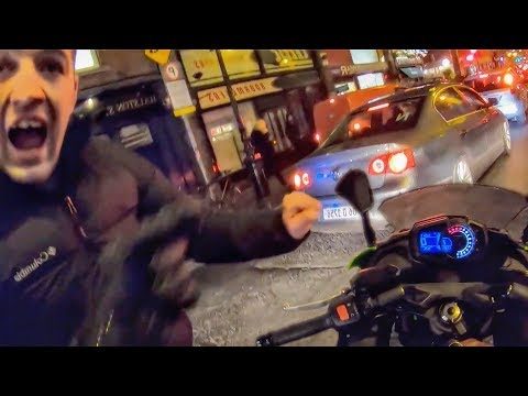 Stupid, Crazy & Angry People Vs Bikers 2018 [Ep.#565] ROAD RAGE
