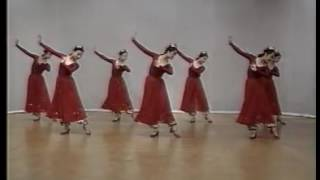 Chinese Xinjiang Dance Tutorial 新疆舞教学【4】Xinjiang Dance Action Decomposition I 维吾尔族舞动作分解