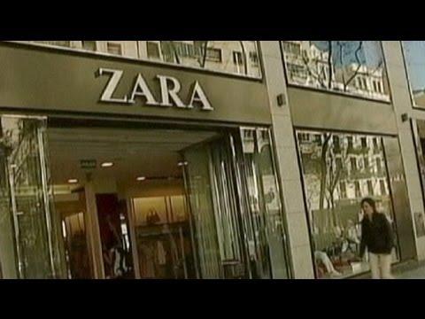 Zara profits soar amid the gloom