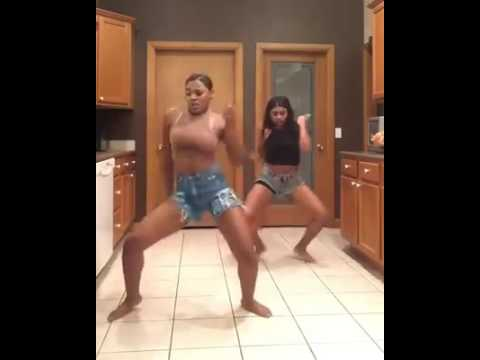 African dance challenge