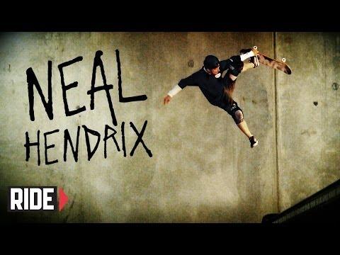Neal Hendrix 2014 Video Part  Elephant Skateboards   Trannies
