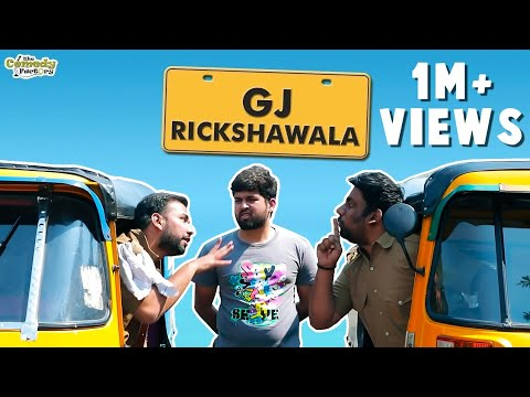 GJ RICKSHAWALA | THE COMEDY FACTORY