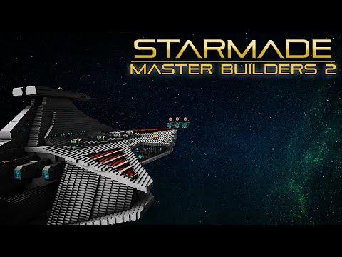 StarMade Ships 20 Master Builders 2 Venator Star Destroyer YouTube